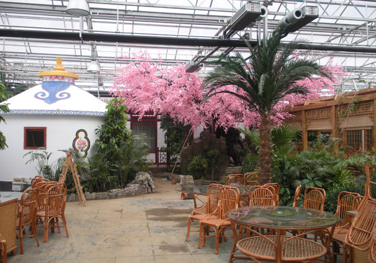 生态园酒店温室承建|耐用的生态园酒店温室推荐