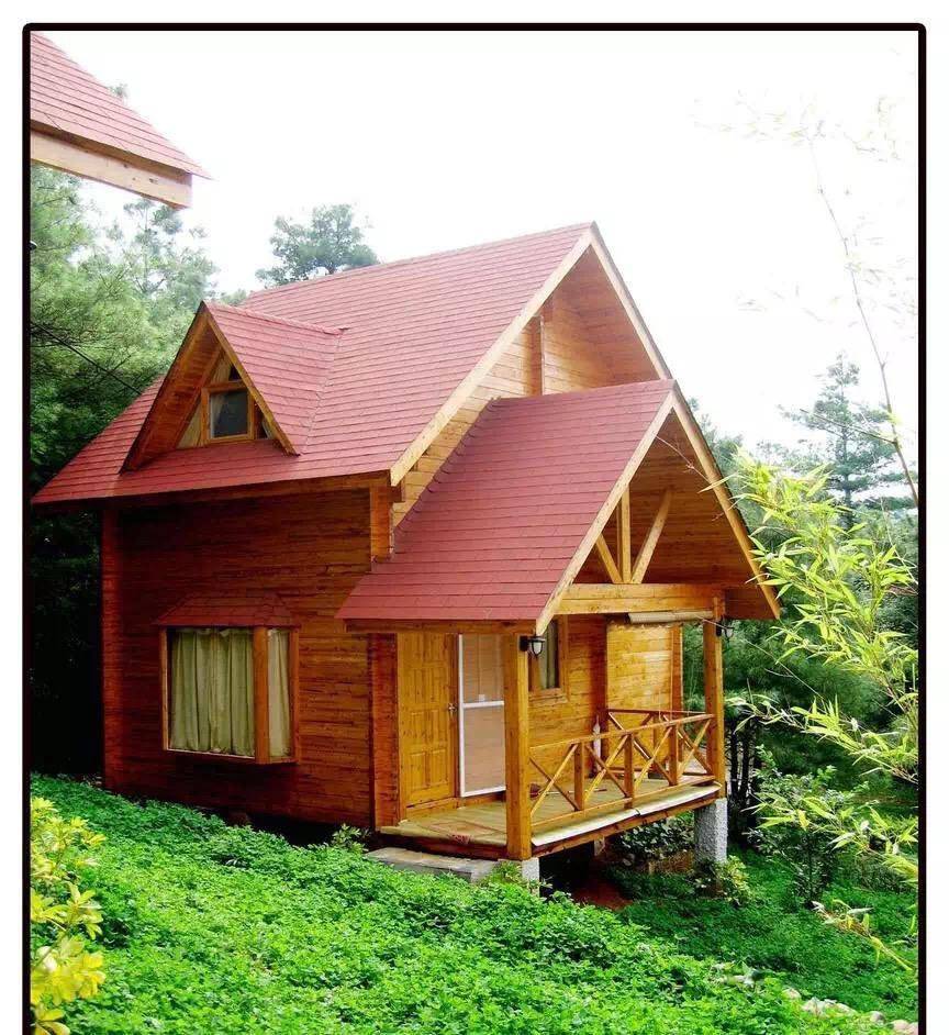 霍爾果斯防腐木木屋加工-哪里有賣新款新疆防腐木木屋