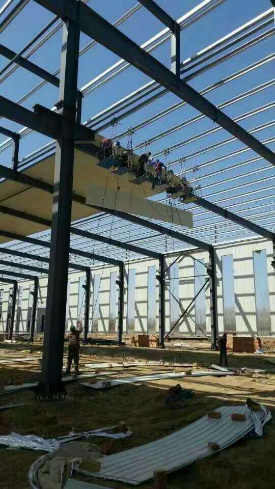 甘肃楼承板生产厂家-甘肃鑫龙昌彩钢钢结构厂家-甘肃钢结构加工厂
