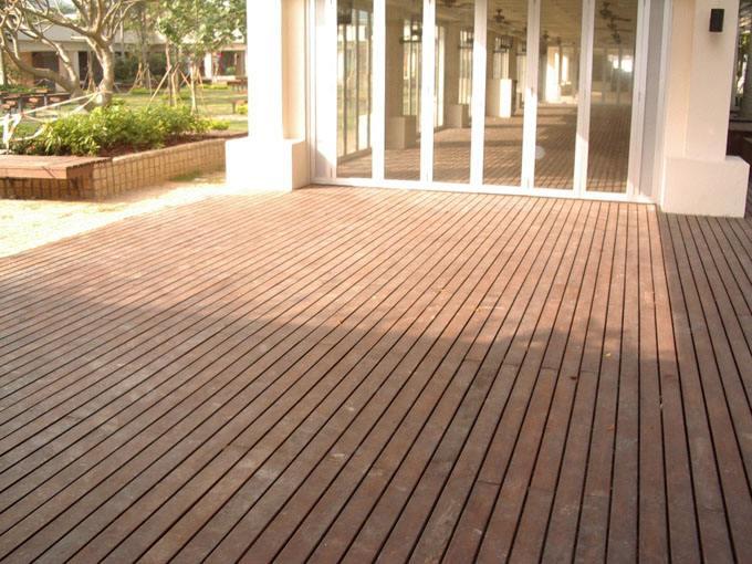 喀什防腐木地板安裝_新疆口碑好的新疆防腐木地板供應