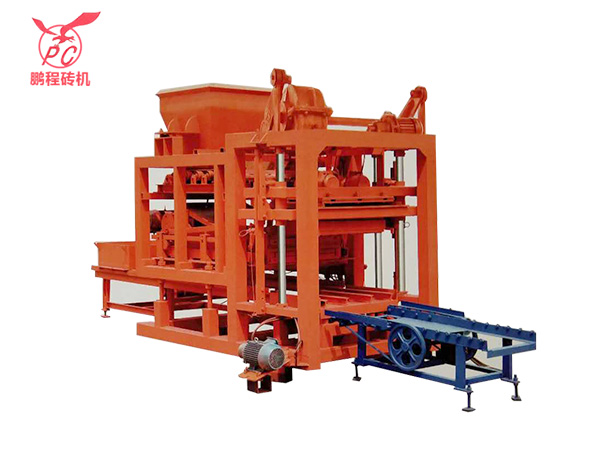 日照全自动空心砖机设备-鹏程砖机供应价位合理的全自动砌块成型机