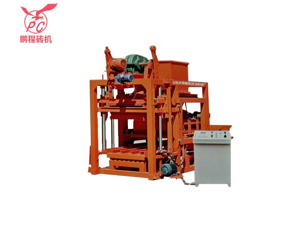 德州砌块成型机价格|选购质量可靠的全自动砌块成型机就选鹏程砖机