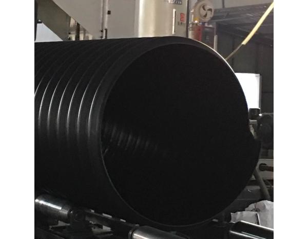 性价比高的HDPE大口径双壁波纹管|耐用的PE给水管批售