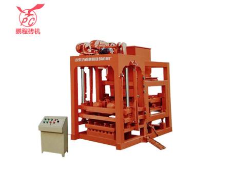 山东免烧砖机促进机械工业绿色发展
