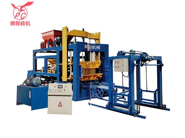枣庄免烧砖机设备多少钱|大量供应直销空心砖机设备