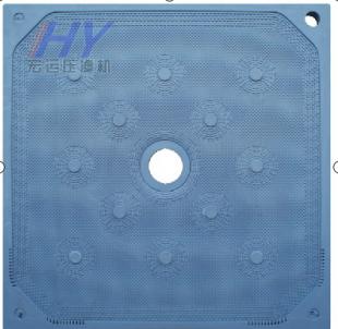 衡水宏运压滤机    隔膜滤板