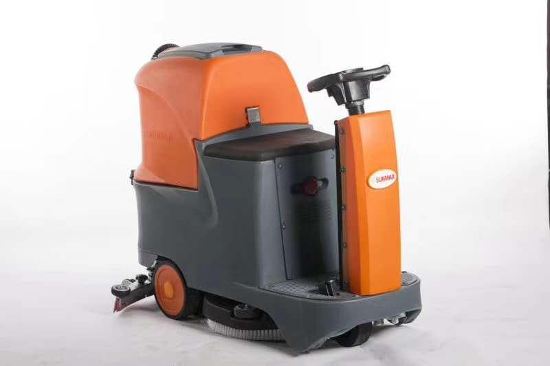 聊城手推式洗地机|品质好的青岛手推式洗地机,黄岛管家婆家政倾力推荐