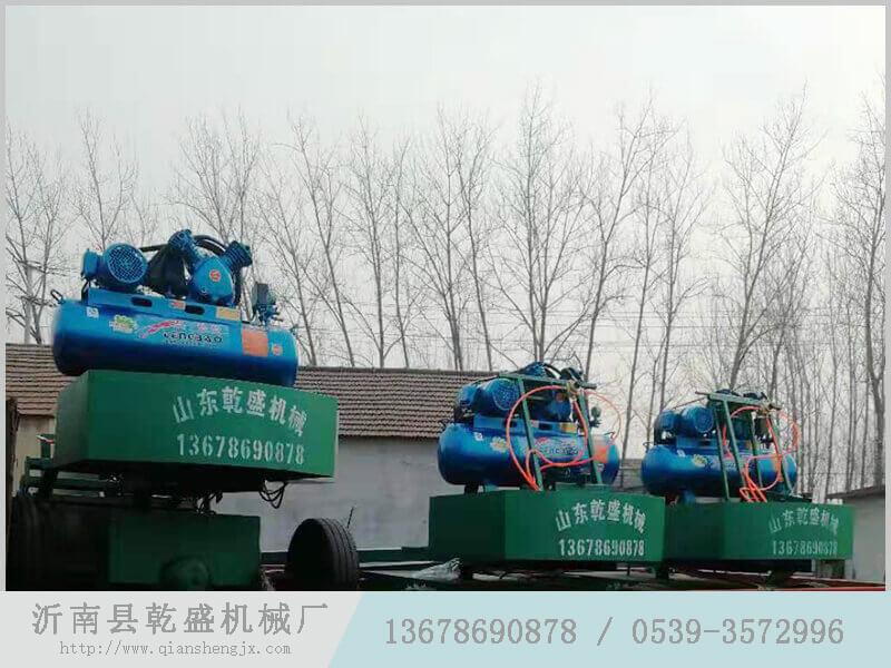 安徽抱砖机厂家-沂南县乾盛机械水泥码砖抱砖机哪里好