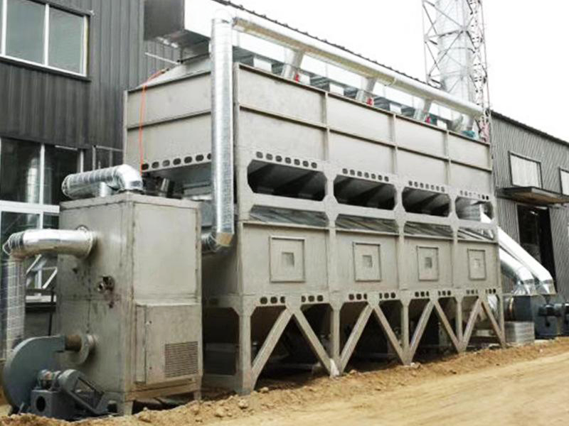 质量可靠的活性炭吸附箱供销 活性炭吸附箱生产厂家