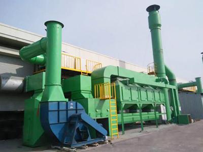 山东活性炭吸附箱生产厂家 想买实惠的活性炭吸附箱,就来科展环保