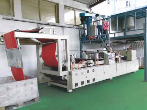 烟台SMC片材机厂家地址-大量供应好的SMC片材机