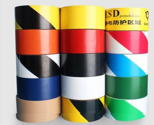 无锡标识胶带哪里找?杰科鑫包装材料 无锡地面标识胶带定制
