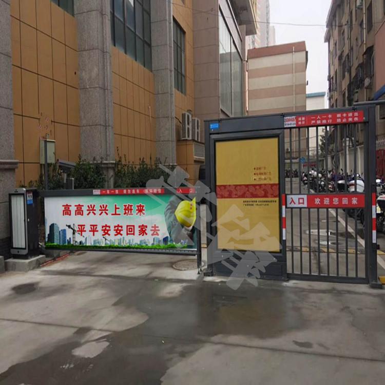 优惠的郑州小区通道自动门-报价合理的广告平移门厂家直销