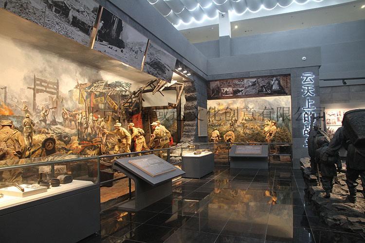 人民武装部展览馆设计制作-金鼎园林雕塑公司-服务好的人民武装部展览馆设计制作公司