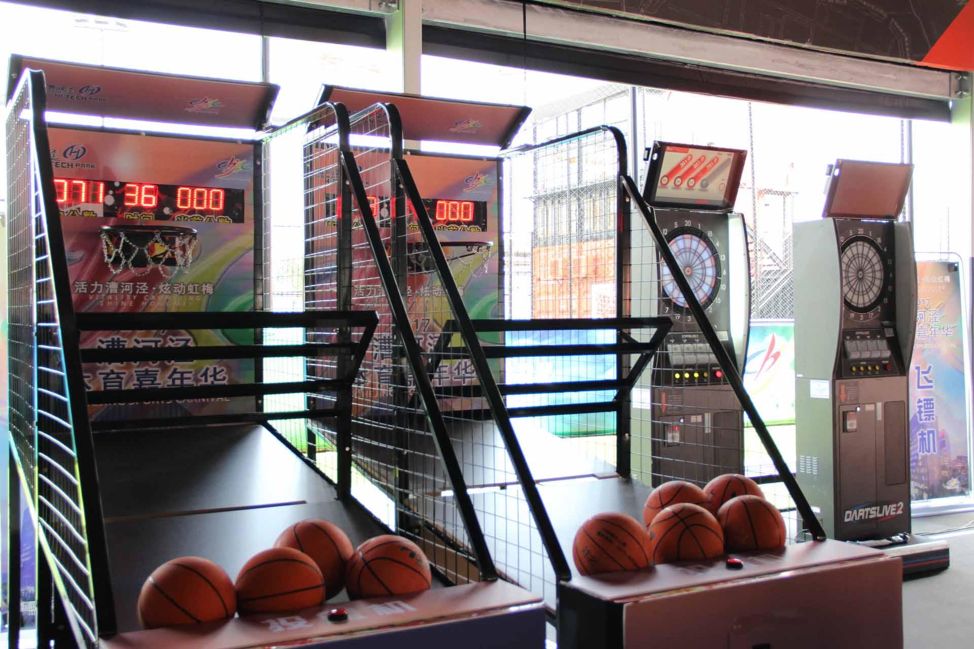 蘇州籃球機廠家-流行籃球機推薦