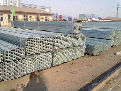 河北鍍鋅方矩管_高強度鍍鋅矩管當選北京同興德利鋼鐵