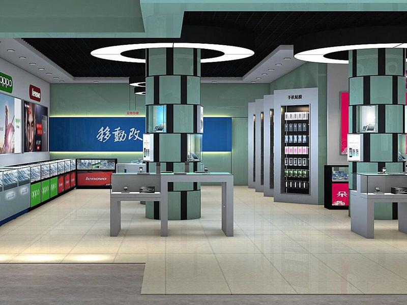 郑州手机配件专卖店展示柜