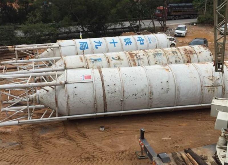 百色水泥罐回收_南宁令人满意的水泥罐回收处理公司