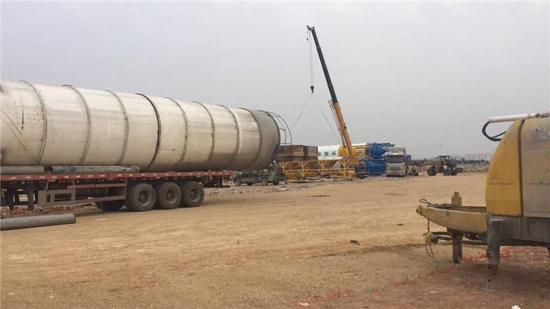 百色二手水泥罐-砼之都工程机械提供专业水泥罐回收处理服务
