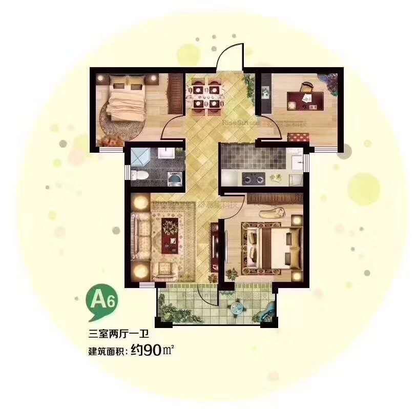 廊坊一手房咨询-可靠的廊坊花语城小区一手房出售推荐