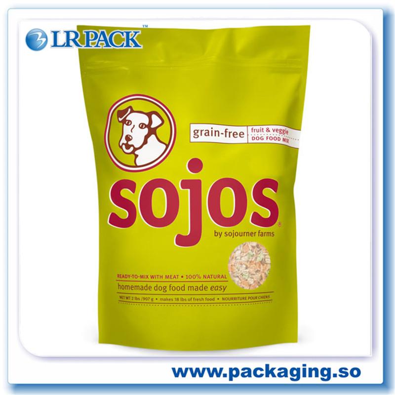 黔东南宠物包装袋哪家有具有口碑的坚果杂粮自立包装袋,广州力睿包装提供