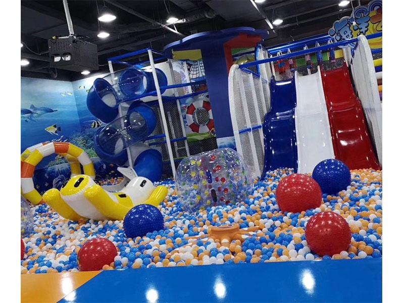 球池设备厂家-温州销量好的百万球池