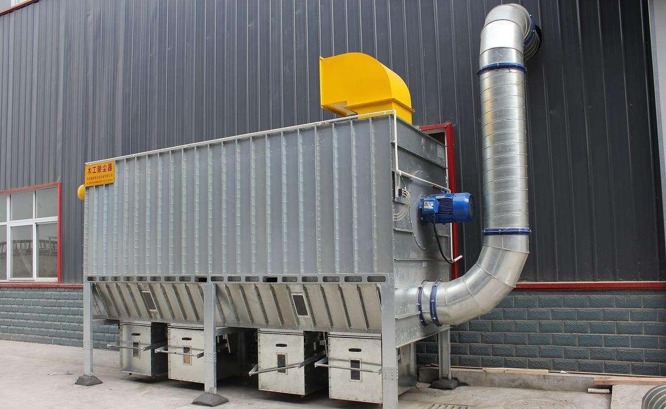 阿克苏除尘器厂家推荐|专业的新疆除尘器就选腾达域星机械设备