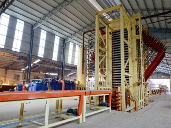 淄博定向刨花板生產線-德工機械供應質量好的定向刨花板生產線