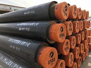 聚氨酯保温管_宝能管道好品质直埋保温管出售