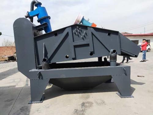 山東定制細砂回收脫水一體機|金瑞通|河北廠家報價
