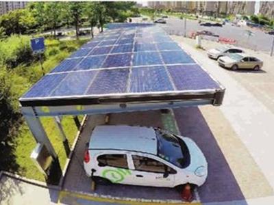 光伏板停車棚價格-哪兒有賣合格的光伏板停車棚