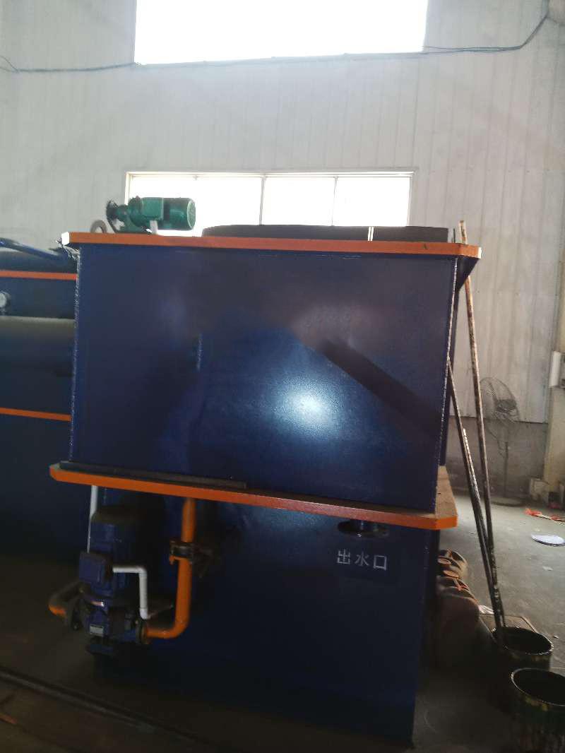 克拉瑪依生活污水處理設備|想買好用的新疆污水處理設備,就來騰達域星機械設備