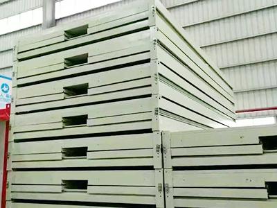 宁夏折叠集装箱厂家-买好的集成房屋当然是到宁夏野利集成房屋了