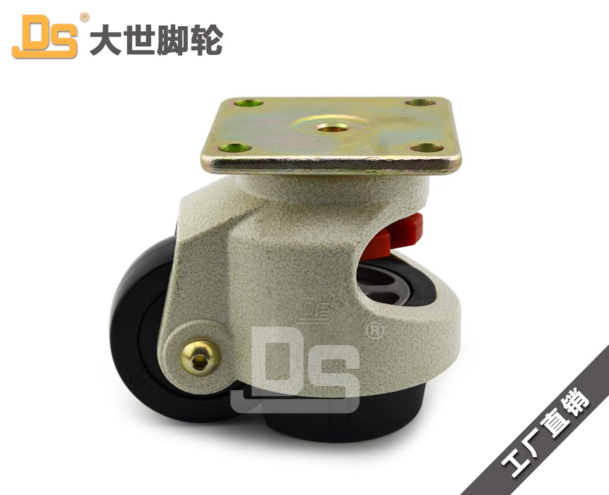 可調節萬向腳輪|大世腳輪供應水平調節輪