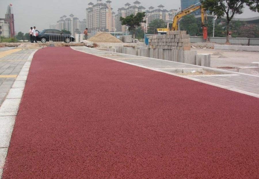 渝北公路划线哪家好_可信赖的重庆地坪漆公司就是繁锦建筑装饰