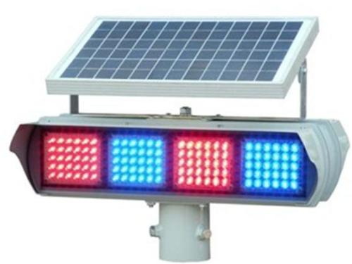 喀什太陽能交通爆閃燈-新疆品牌好的新疆爆閃燈