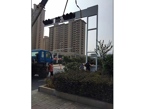 郴州众申交通设施专业交通信号灯及监控安装