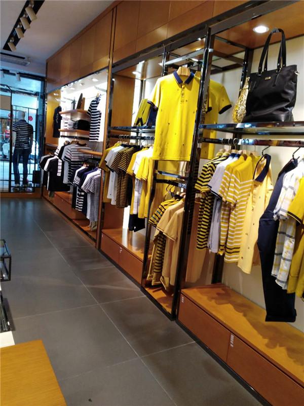 衣服展柜-要买海南服装展柜就选海南川钰展柜家具