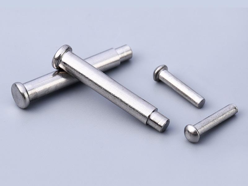 实心铆钉,不锈?#36136;?#24515;铆钉,不锈钢铆钉,紫铜实心铆钉