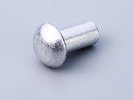 不锈钢扁圆头实心铆钉哪家强-大量供应有品质的宸翊五金