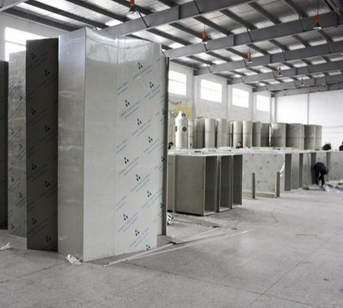 鎮海共板風管加工-廣千暖通設備專業生產風管