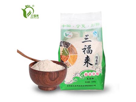 固原莜麦面厂家_固原划算的宁夏莜麦面批发供应