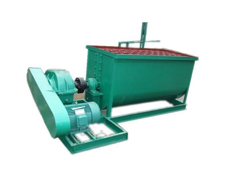 河南生產有機肥攪拌機的廠家在哪
