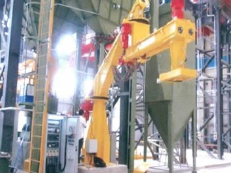 沈陽吊鉤式拋丸機廠家-吉越機械制造_質量好的吊鉤式拋丸機提供商