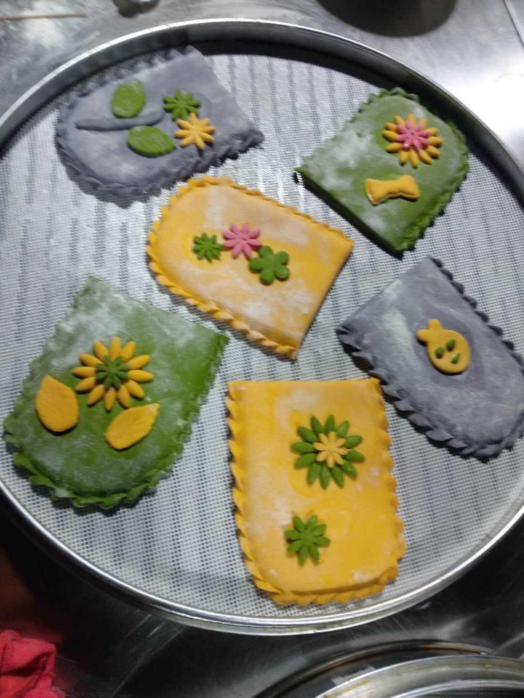 燃气袋袋馍锅厂家-郑州地区销量好的口袋馍炒菜锅供应商