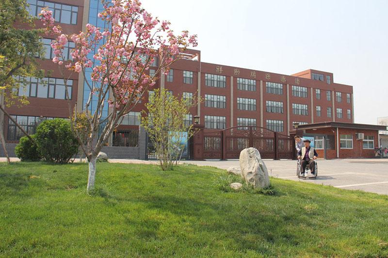 新乡养老院机构-郑州有哪几家规模大的养老院