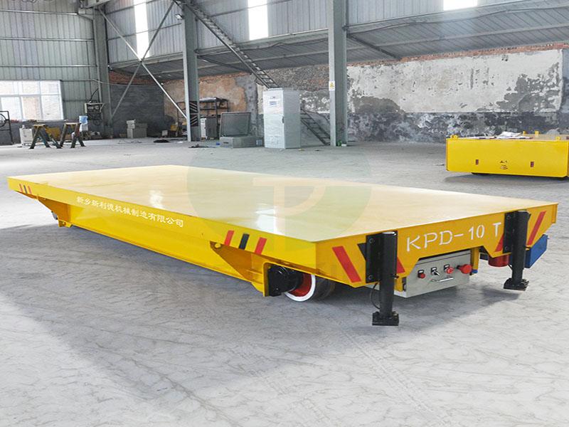 运输搬运设备20吨过跨轨道车 车间电平车安全耐用