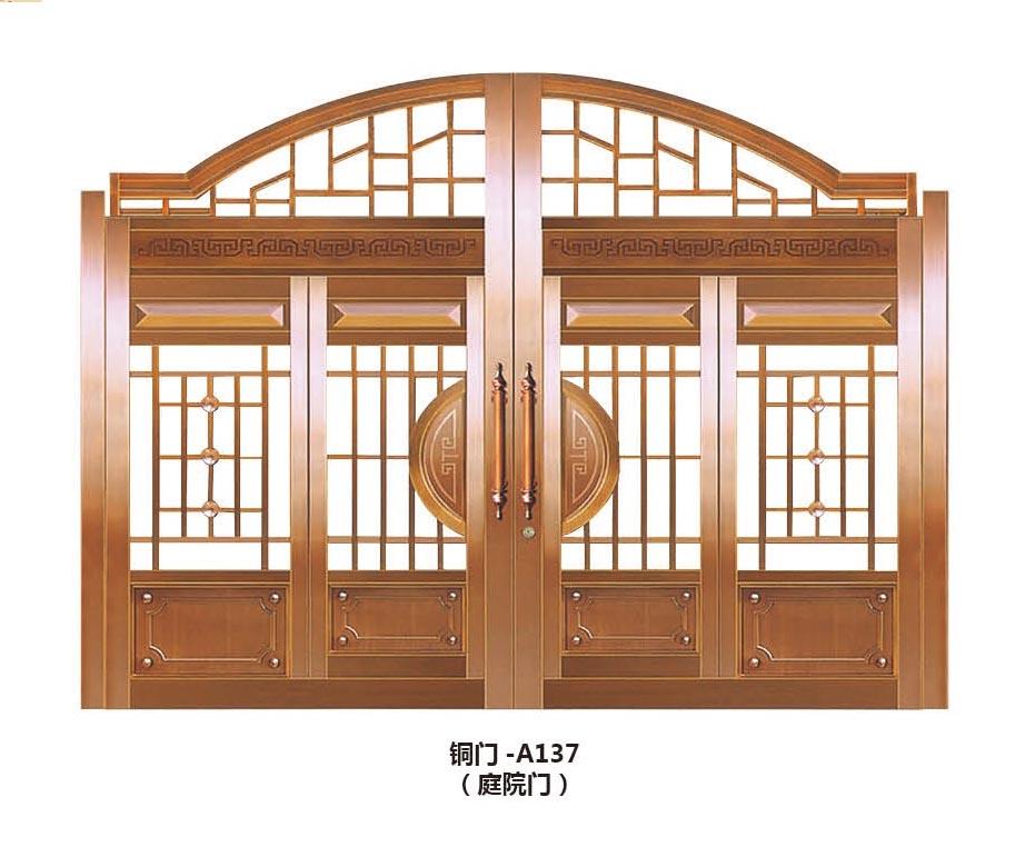 郑州庭院铜门-好用的庭院铜门哪里买