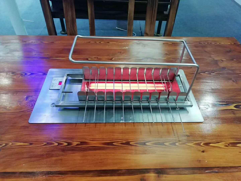 福建旋转烧烤炉推荐-永乐发餐饮设备旋转烧烤炉哪里好
