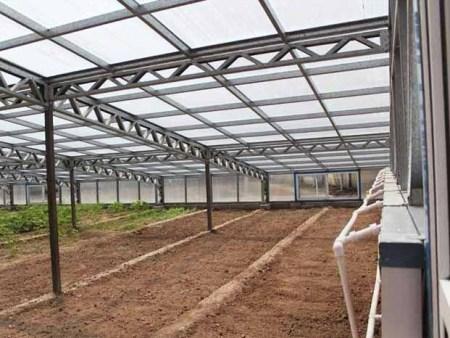 山東陽光板溫室設計_陽光板溫室公司推薦